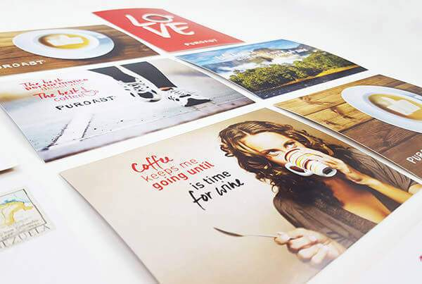 Flyers and Postcards